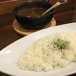 Cray pod curry Ohmiya Seiuemon - 京都ならではのブランド牛の旨みが溶け込んだビーフカレー