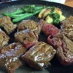 アメリカンステーキ16イチロー - 料理写真: