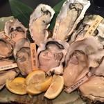 四喜 - 生牡蠣10個