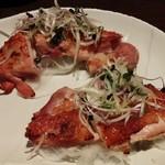 居酒屋 NIJYU-MARU - 鶏もも肉のグリル