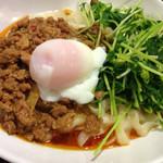 52553568 - 汁なしタンタン刀削麺