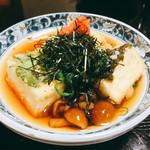 安兵衛 - 揚げ出し豆腐