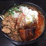 トラガス - 味噌担々麺