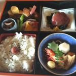 末木 - 料理写真:松花堂弁当