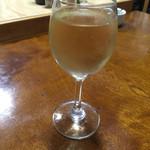 紀八 - グラスワイン白・200円