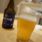 Beer&Dining Ale's - コエド瑠璃