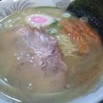 52559353 - 「ラーメン・塩味(650円)」[平成28年1月25日(月)]
