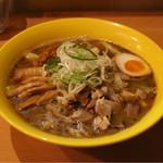 麺屋 すずらん - ●2016/06/14/TUE #143 @カレーらーめん ¥880