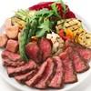ディアボラ - 料理写真: 埼玉県産「武州和牛のタリアータ」