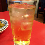 清香楼 - 緑茶ハイ