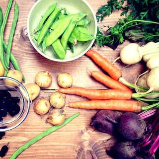 【オーガニック新鮮野菜】農家さんから直接届く元気な有機野菜