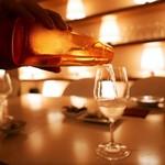 シナモ - 白ワイン