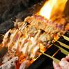 鶏味庵の焼き鳥