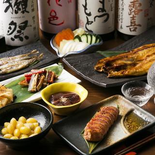 ★鶏味庵、自慢のコース料理