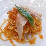 サバティーニ風スパゲティ