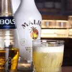 401 - アルコールが苦手な方でもBar気分を味わえますよ♪