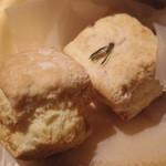 カフェ シード - 料理写真:スコーン