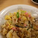 麺堂 香 - そんで、この焼飯がかなりの美味ww