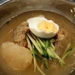 Yaki Banzai - 水冷麺