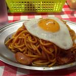 スパゲッティーのパンチョ - 目玉ナポリタン 小