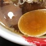 台湾屋台新台北 - 動物系の強いスープ