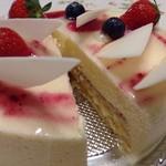 52577705 - レアチーズケーキ