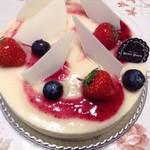 52577710 - レアチーズケーキ