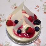 52577711 - レアチーズケーキ