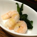 旬彩庵 - 季節の前菜