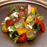 ケンゾーエステイトワイナリー - 夏野菜のラタトゥイユ