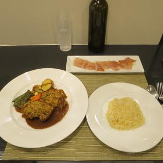 ビストロ ボングー - 料理写真:平日限定ランチ