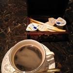 Magunoria - (ランチ)ホットコーヒー
