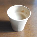 ブレッド アース - サービスのコーヒー