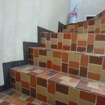 アチャラナータ - 階段のモザイク