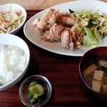 ロッキ - 料理写真:日替わりランチ