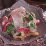 がじゅまる - タイぽいサラダ(メユー外)