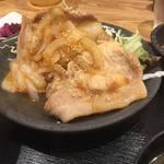 52588267 - 生姜焼き定食950円