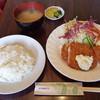 ペパーミント - 料理写真:日替り定食(えびカツ)