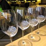 4 Seasons LDK - 楕円形のワイングラス