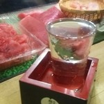 マグロー - 桜正宗  純米  400円