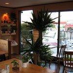 CAFE J-FACTORY - 店内です