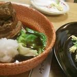 沖縄料理 でいご - ラフテー