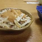 沖縄料理 でいご - ミミガー/もずく