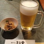 居酒屋 まる家 西中洲 -