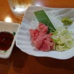 秀吉 - 2016.06 ネギトロ(250円)