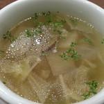 プティヴェール - スープ(ランチ)2016.6.22