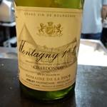 山猫軒 - pleyel家でもハウスワインにしていた年代物の白ワインです
