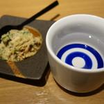 海 - 2016.06 冷酒、鯨御殿純米大吟醸(600円)