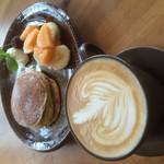 大和田カフェ - 毎週日曜日はパンケーキDAY!