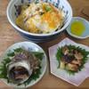 さざえ村 - 料理写真:さざえ丼丼が丼 1100円 (2016.6) ※一品サービス